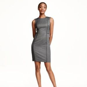 H&M Fitted Office Dress